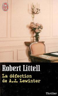 La défection de A. J. Lewinter