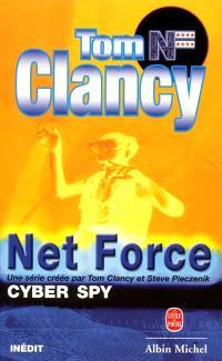 Net force, Cyber spy