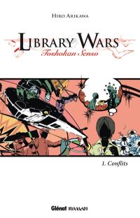 Library wars : toshokan senso. Volume 1