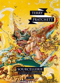 Les annales du Disque-monde. Volume 5, Sourcellerie