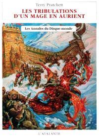 Les annales du Disque-monde. Volume 17, Les tribulations d'un mage en Aurient