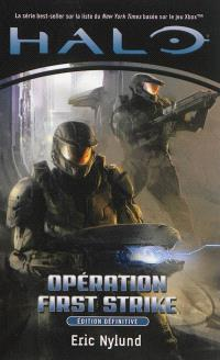 Halo. Volume 3, Opération First strike