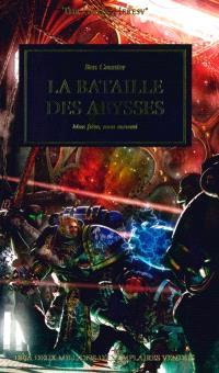 The Horus heresy. Volume 8, La bataille des abysses : mon frère, mon ennemi
