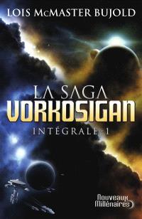 La saga Vorkosigan : intégrale. Volume 1