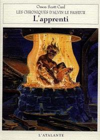 Chroniques d'Alvin le Faiseur. Volume 3, L'apprenti