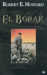 El Borak : l'intégrale
