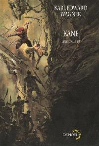 Kane : l'intégrale. Volume 1