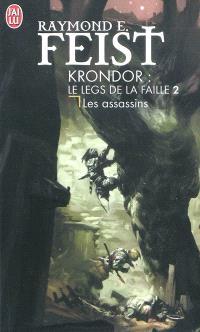 Krondor : le legs de la faille. Volume 2, Les assassins