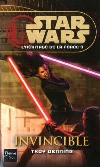 L'héritage de la force. Volume 9, Invincible