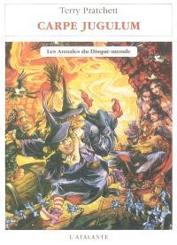 Les annales du Disque-monde. Volume 24, Carpe jugulum