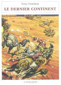 Les annales du Disque-monde. Volume 22, Le dernier continent