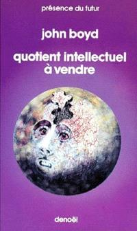 Quotient intellectuel à vendre