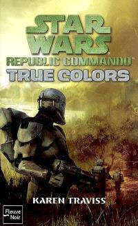 Republic commando, True colors