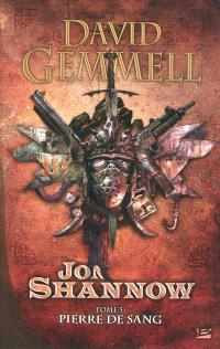 Jon Shannow. Volume 3, Pierre de sang