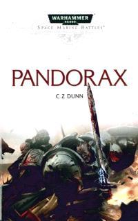 Space marine battles, Pandorax