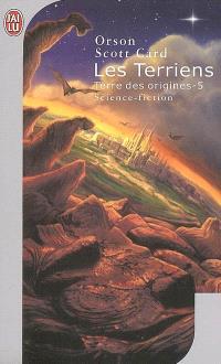 Terre des origines. Volume 5, Les Terriens