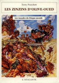 Les annales du Disque-monde. Volume 10, Les zinzins d'Olive-oued
