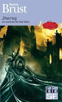 Les aventures de Vlad Taltos, Jhereg