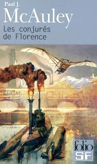 Les conjurés de Florence; Suivi de La tentation du Dr Stein