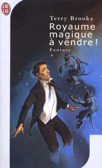 Royaume magique à vendre !. Volume 1