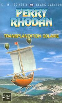 Transplantation solaire