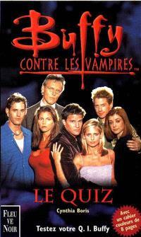 Buffy contre les vampires. Volume 13, Le quiz