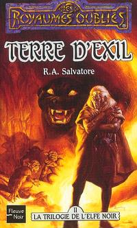 La légende de Drizzt. Volume 2, Terre d'exil