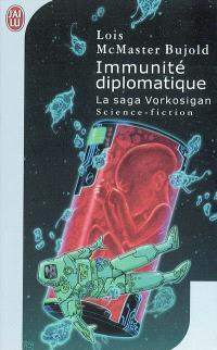 La saga Vorkosigan, Immunité diplomatique