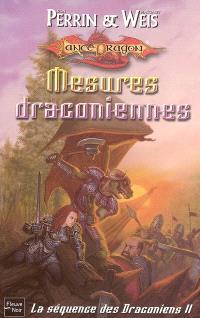 La séquence des Draconiens. Volume 2, Mesures draconiennes