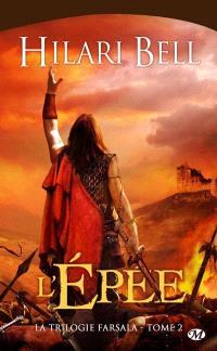 La trilogie Farsala. Volume 2, L'épée