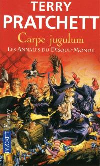 Les annales du Disque-monde. Volume 23, Carpe jugulum