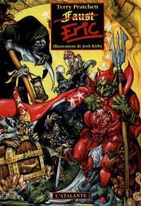 Les annales du Disque-monde. Volume 8, Faust Eric