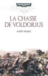 Les batailles de l'Astartes, La chasse de Voldorius