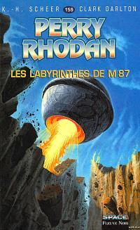 Les labyrinthes de M87