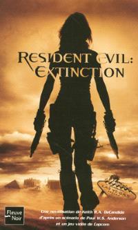 Resident evil, Extinction