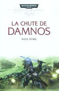 Space marine battles, La chute de Damnos