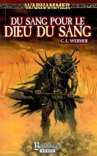 Un roman Ultramarines d'Uriel Ventris. Volume 2, Du sang pour le dieu du sang