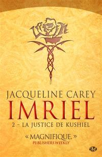 Imriel. Volume 2, La justice de Kushiel