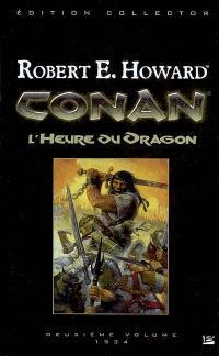 Conan. Volume 2, L'heure du dragon : 1934