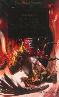The Horus heresy. Volume 21, Signus daemonicus : l'ange tombe