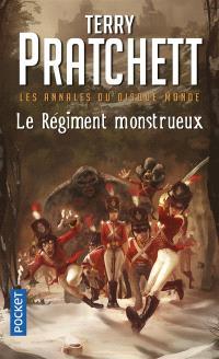 Les annales du Disque-monde. Volume 28, Le régiment monstrueux