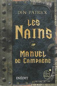 Les nains : manuel de campagne