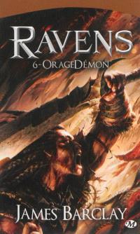 Ravens. Volume 6, OrageDémon