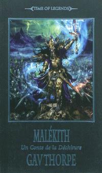 La déchirure. Volume 1, Malékith : un conte de la déchirure