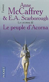 La petite Licorne, Le peuple d'Acorna