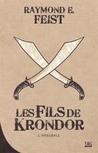 Le fils de Krondor : l'intégrale