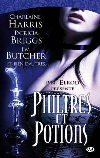 Philtres et potions : anthologie bit-lit