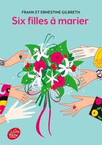 Six filles à marier