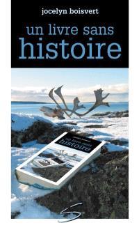Un livre sans histoire