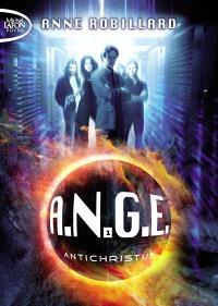 A.N.G.E.. Volume 1, Antichristus